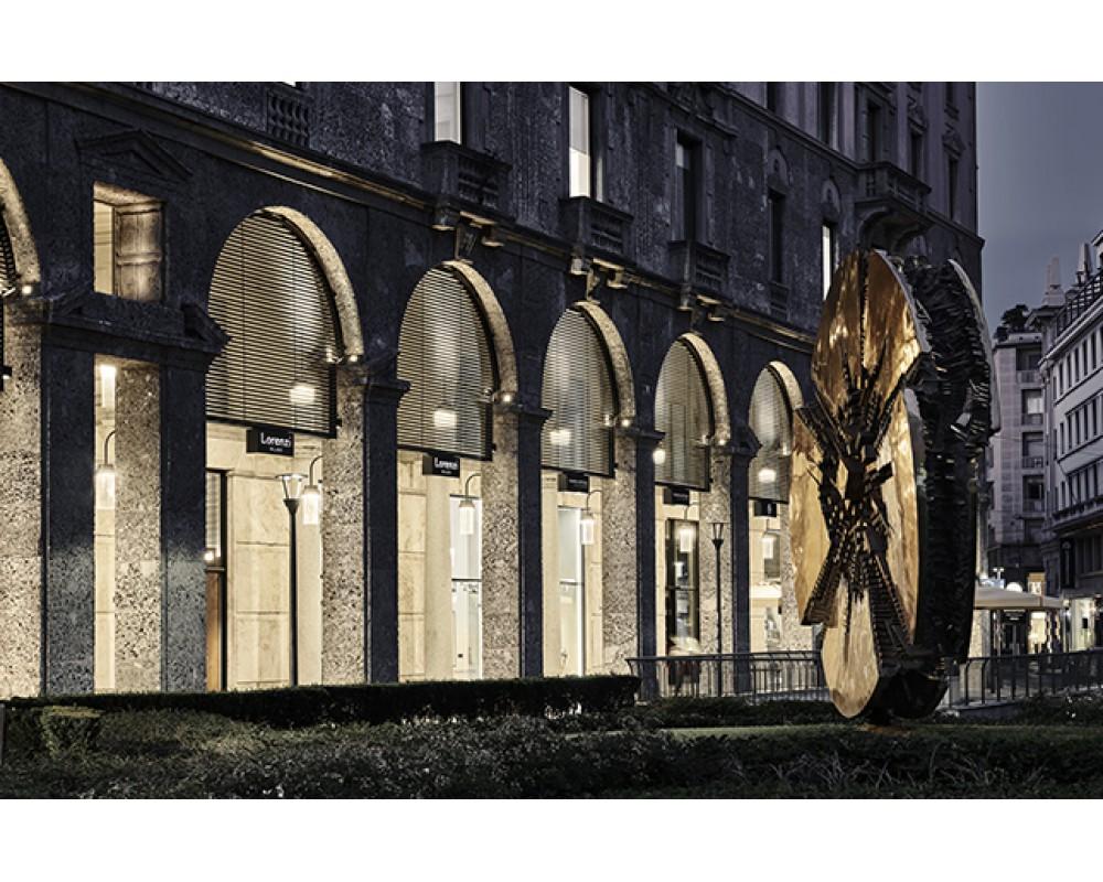 Riqualificazione galleria Palazzo Bolchini