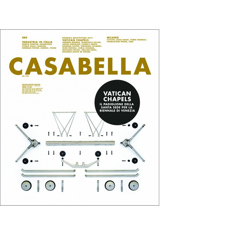 Casabella aprile 2018