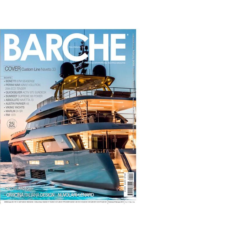 Barche febbraio 2018