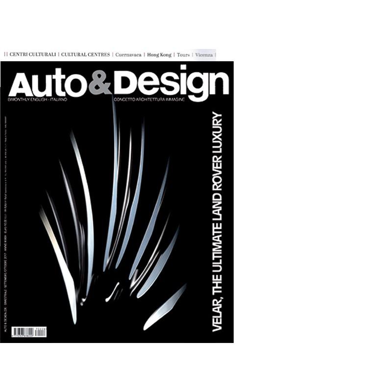 Auto&Design settembre 2017