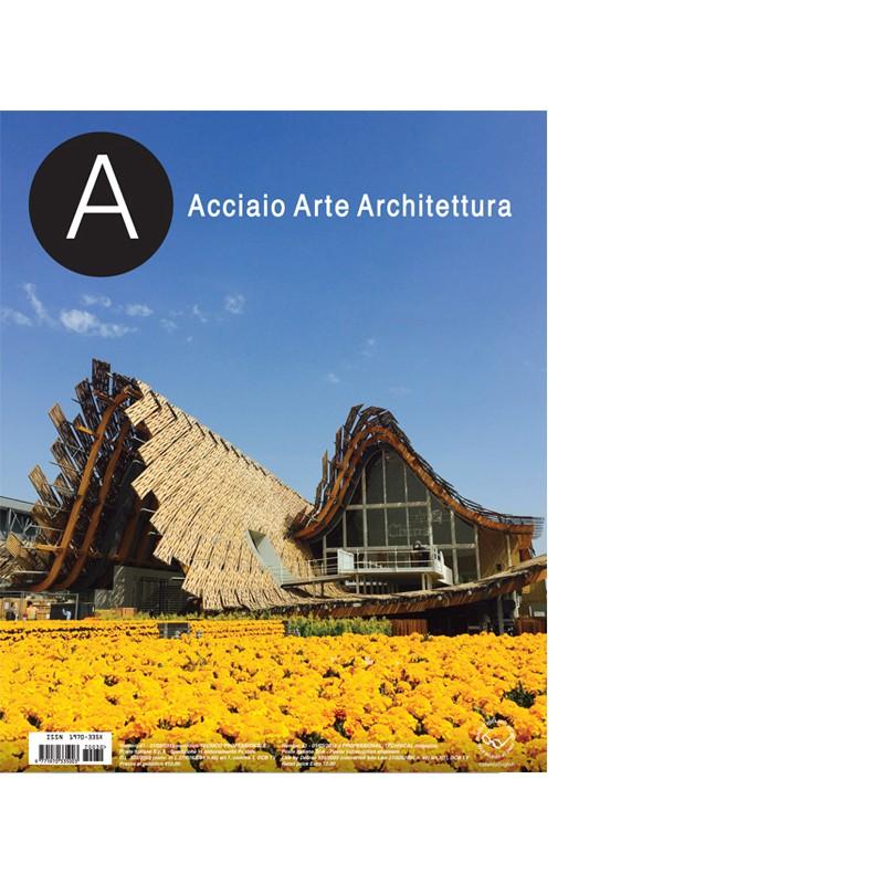 Acciaio Arte Architettura giugno 2015