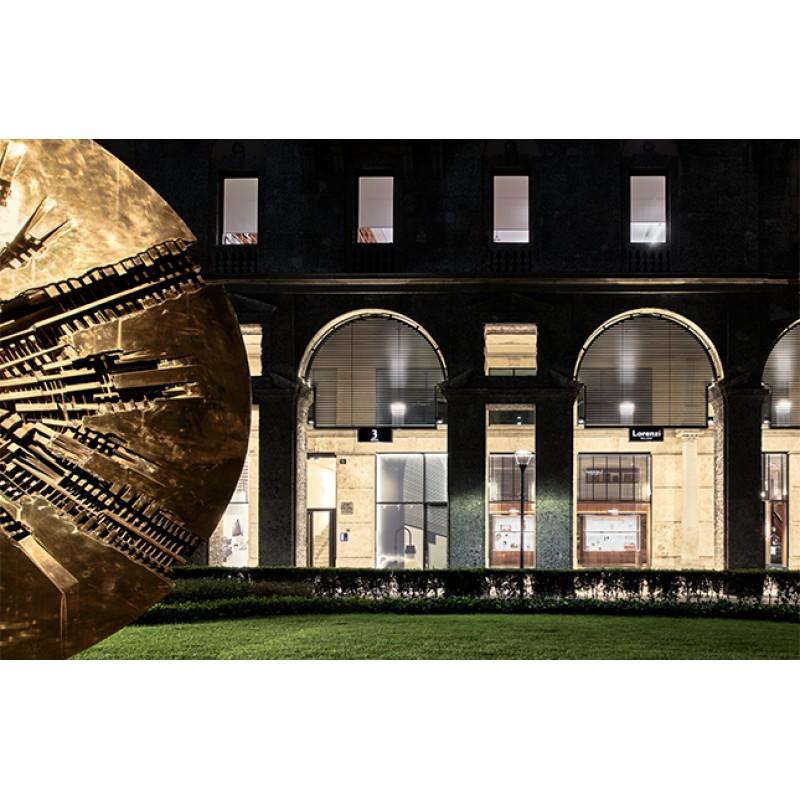 Re-Design Galleria Palazzo Bolchini