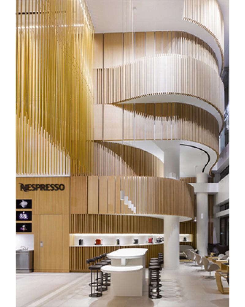 Nespresso Flagship Toronto