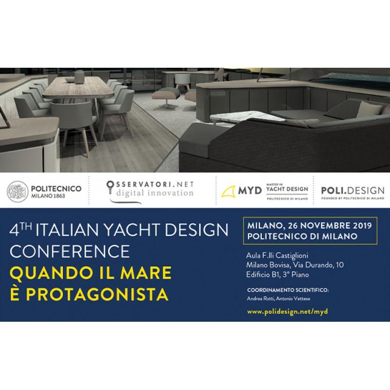Italian yacth design conference